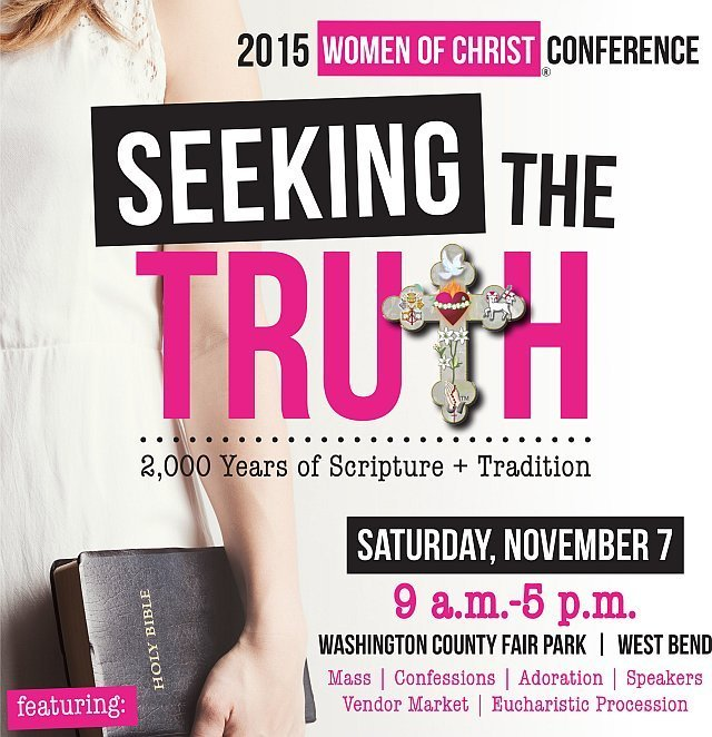2015 Women of Christ Conference Flyer