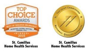 St Camillas Awards