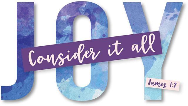 Consider it all JOY!
