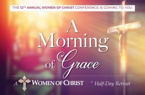 WOC 2020 - Half Day Retreat - A Morning of Grace